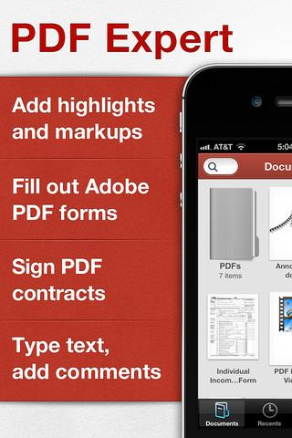 Top 5 Free PDF Expert Alternatives