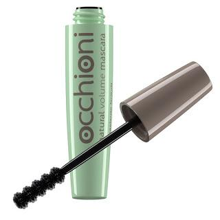 Preview - Neve Cosmetics: Occhioni natural volume mascara