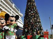 magia Natale bordo delle navi Disney Cruise Line