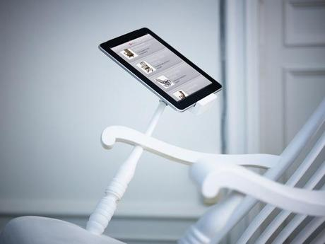 iRock - iPad Rocking Chair