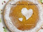 Cake carote pistacchio: ricetta facile leggera