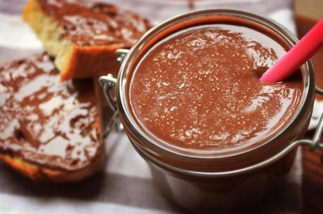 Nutella home-made