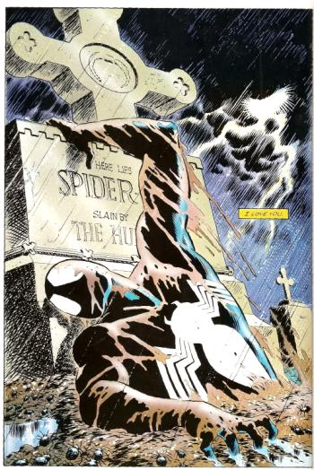 SM50: L'ultima Caccia di Kraven