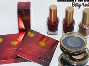 "Collezione natalizia ""Holiday Love"" BOTTEGA VERDE (Swatches)"