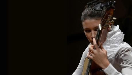 Serena Saloni, Guitar recital