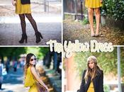 [HOW WEAR] Yellow Dress