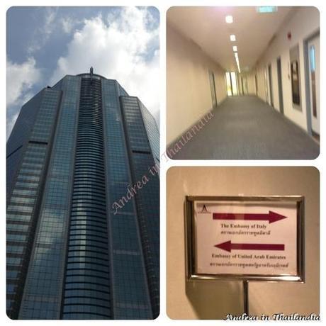 Ambasciata Italiana a Bangkok