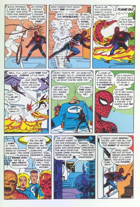 Amazing Spider-Man n.1 Pag. 18 (Giuseppe D'Elia)