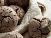 stupida storia delle meringhe cioccolato fondente. L'importanza chiamarsi chewy.