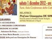 Diocesi Tursi-Lagonegro: Seminario Approfondimento sulla Fede proposto dalla Consulta delle Aggregazioni laicali