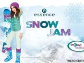 Beauty News //Snow Jam, nuova Trend Edition Essence