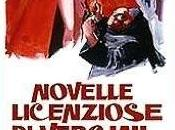 NOVELLE LICENZIOSE VERGINI VOGLIOSE (1974) Michael Wotruba (Aristide Massaccesi)