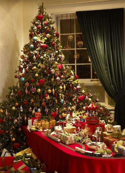 Apparecchiare e decorare la tavola delle feste natalizie for Tavole di natale