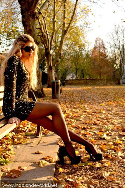 Fashion Blogger's Choice: In A Blonde World per Valery Lingerie