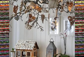 Decorazioni con le pigne per natale paperblog - Decorazioni natalizie con le pigne ...