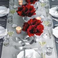 Come apparecchiare e decorare la tavola di natale idee originali foto paperblog - La tavola di natale decorazioni ...