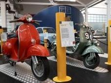 fondazione Piaggio, museo l'archivio storico