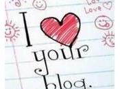 "Innamorarsi blog. Premio love your blog""!"