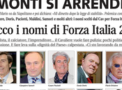 Briatore, Maldini, Doris: arrivo nuova 'Forza Italia'