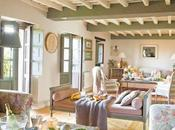 bella casa, campagna decorata Natale Spagna…