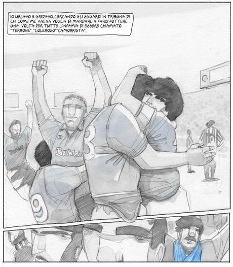Maradona: Paolo Castaldi e il valore simbolico di un pallone
