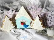 Biscotti decorati: l'inverno