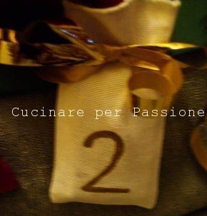 2 Dicembre: la sorpresa di oggi è una deliziosa ricetta per deliziare questa domenica in attesa del Natale…