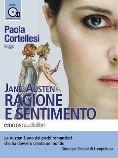 Ragione e Sentimento  letto da Paola Cortellesi: un nuovo modo per scoprire Jane Austen