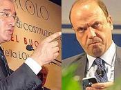 Volano stracci Alfano Dell'Utri. Ruby tribunale cercano carabinieri. Verdini indagato truffa Silvio insulta l'Europa. Sarà proprio bella campagna elettorale.