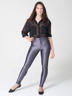 Leather and Disco Pants!