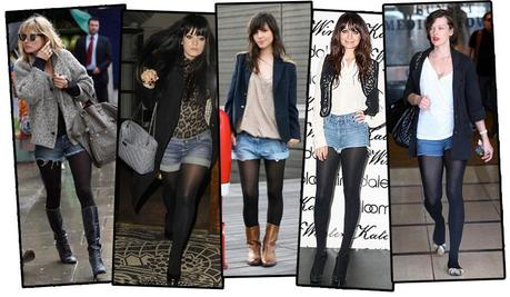 più foto 59c11 f9426 Shorts in inverno?? - Paperblog