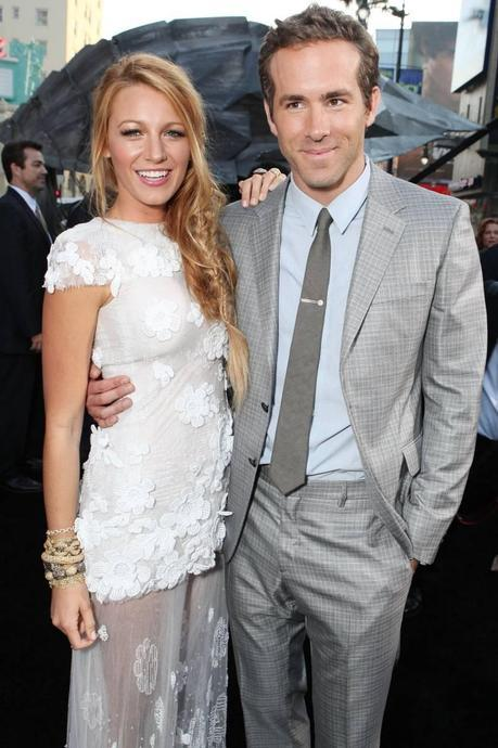 The IT Couple: Ryan Reynolds & Blake Lively