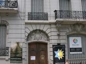 "proposito ""Arquitecturas luz"" personale Karina Chechik Buenos Aires Museo Ebraico"
