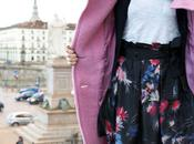 Love Torino with pink coat!