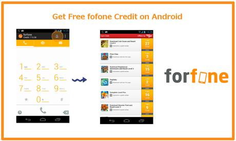 Credito gratis forfone