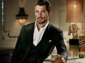 David Gandy nuovo brand ambassador Johnnie Walker Blue Labe
