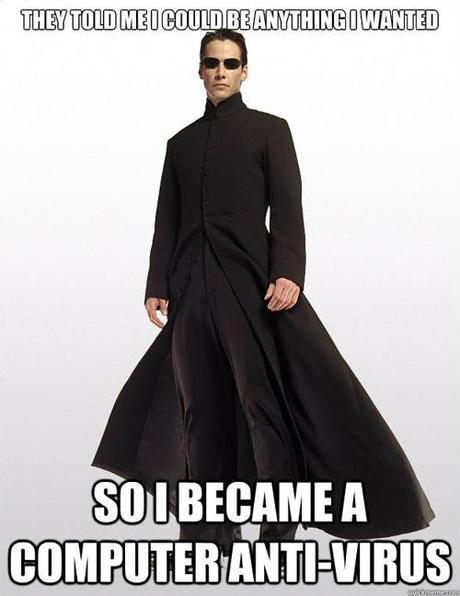 Gli...della domenica: Matrix Meme