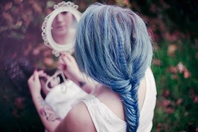 La fata dai capelli blu
