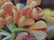 PSC: Crema corpo fiori Osmanto