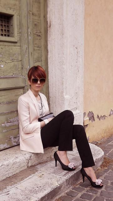La Ragazza dai Capelli Rossi: Fashion Blogger con forma a ...