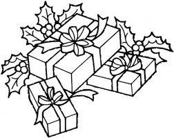 Regali di natale da colorare paperblog for Immagini di pacchetti regalo
