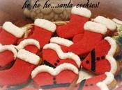 Santa cookies: tutorial