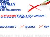 falsità Grillo sulle #primarieparlamentari