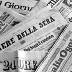 I quotidiani italiani si accorgono dopo tre settimane dei dati sul matrimonio in Italia