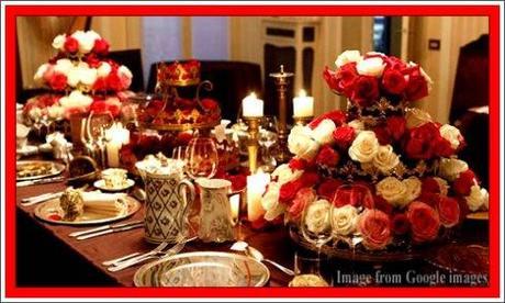 Apparecchiare la tavola di natale set the christmas table paperblog - Apparecchiare la tavola di natale ...