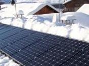 Impianto Fotovoltaico Neve