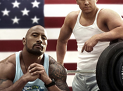 muscoli Dwayne Johnson Mark Wahlberg primo trailer Pain Gain