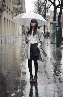 Inbetween black & white.