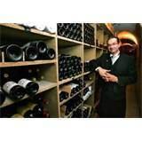Philippe Jamesse: servizio dello Champagne