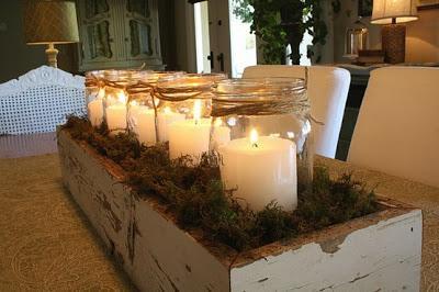 Decorazioni natalizie con candele paperblog - Decorazioni natalizie con candele ...